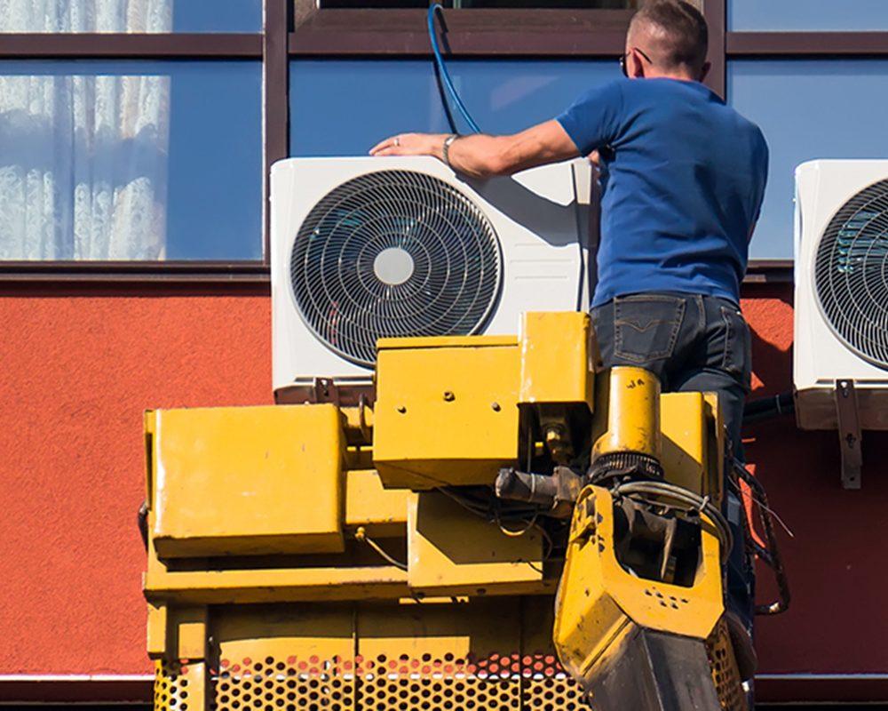 Maintenance de votre ventilation, climatisation, chauffage