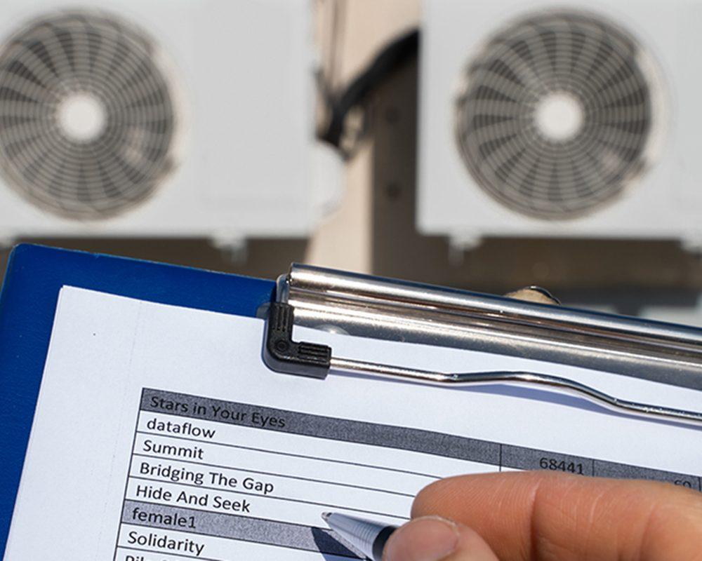 L'entretien courant de vos systèmes de traitement d'air
